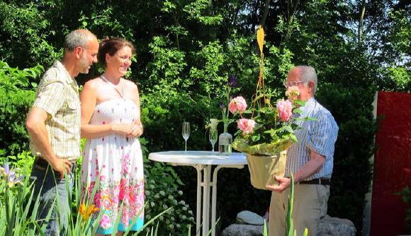 Danke an den Verein zur Förderung der Gartenkultur e.V.